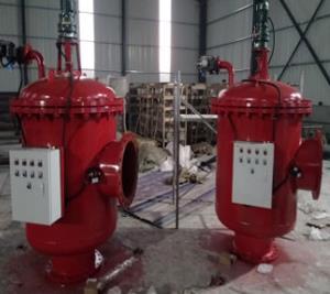 谈谈滤水器配置和使用条件!...